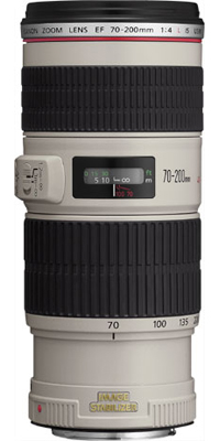 EF 70-200mm f/4L IS USM