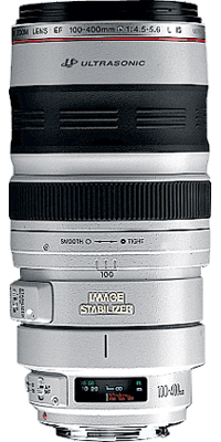 EF 100-400mm f/4.5-5.6L IS USM