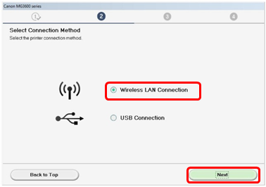 PIXMA MG3650 Wireless Connection Setup Guide - Canon Europe