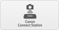 Transfer to Canon Connect Station with one tap