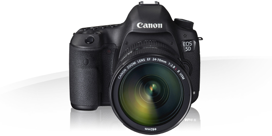 Canon Eos 5d Mark Iii Eos Digital Slr And Compact System