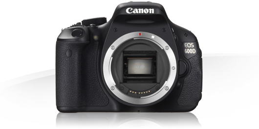 Canon Eos 600d Eos Digital Slr And Compact System Cameras Canon Europe