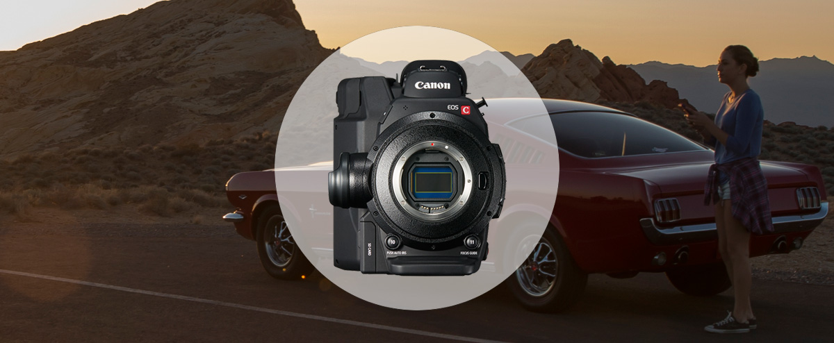 Canon EOS C300 Mark II - Cinema EOS Cameras - Canon Europe