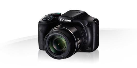 Canon PowerShot SX540 HS - PowerShot and IXUS digital compact