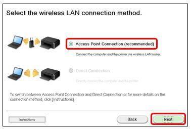 PIXMA iP110 Wireless Connection Setup - Canon Europe
