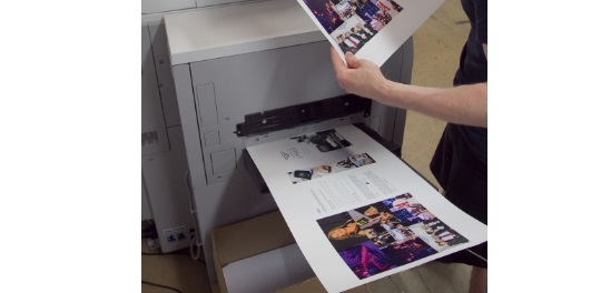 Canon's imagePRESS C850 series reaches one-year launch