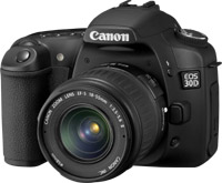 Mini USB for Canon DSLR EOS D30