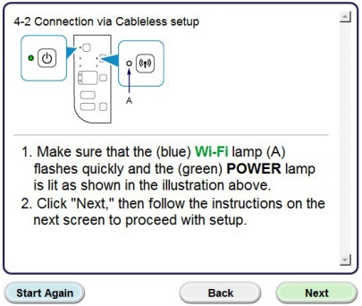 Pixma Mg3550 Wireless Connection Setup Guide Canon Europe