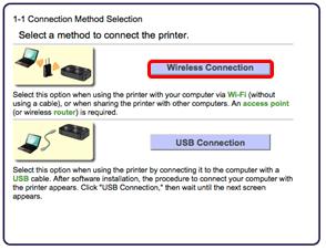 PIXMA iX6840 Wireless Connection Setup Guide - Canon Europe
