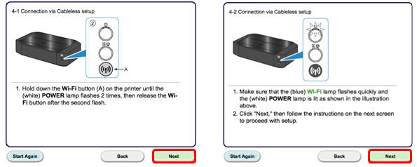 Pixma Ip8740 Wireless Connection Setup Guide Canon Europe