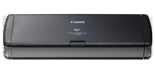 Canon imageFORMULA P-215II - Document Scanners - Canon Europe