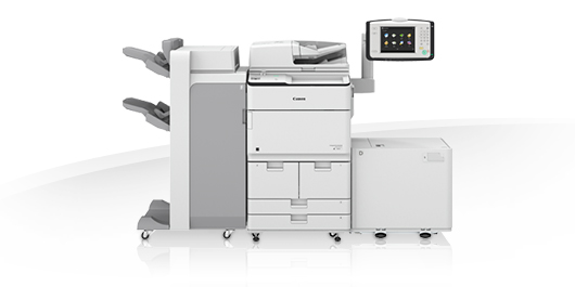 Canon imageRUNNER ADVANCE 8595 Pro - Black and White Production